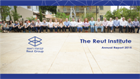 The Reut Institute 2015 Annual Report